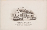 Madison Cottage. ca. 1850. Museum of the City of New York. 57.300.509.