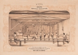 Endicott & Co. (New York, N.Y.).  Dr. Rich's Institute for Physical Education, ca. 1850.  Museum of the City of New York.  29.100.2583