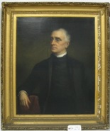 Daniel Huntington (1816-1906). Reverend Morgan Dix, 1889.  Museum of the City of New York. 54.292.