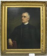 Daniel Huntington (1816-1906). Reverend Morgan Dix, 1889.  Museum of the City of New York. 54.292.