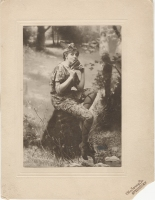 Otto Sarony Co. [Maude Adams as Peter Pan]. 1905. Museum of the City of New York. 32.290.9.