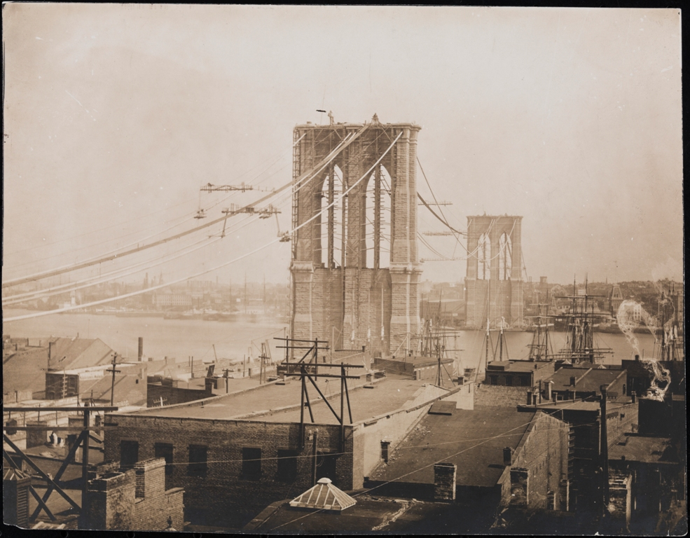 the story of the brooklyn bridge Ver vídeo here, those who were arrested tell their story close skip to main content  occupy wall street – the story of the brooklyn bridge 'trap.