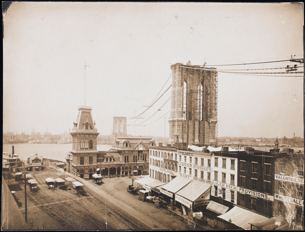 Fulton Ferry And The Creation Of New York S First Suburb
