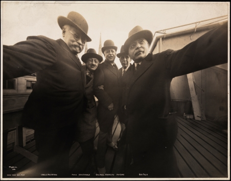 Byron Company, Uncle Joe Byron, Pirie MacDonald, Colonel Marceau, Pop Core, Ben Falk-New York, 1920. Museum of the City of New York, 93.1.4.16.