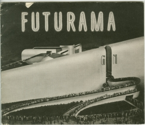 Futurama, 1939, in the 1939-1940 New York World's Fair Collection. Museum of the City of New York. 95.156.17.