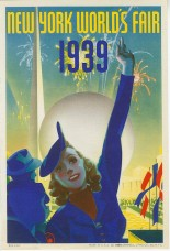 Handbill from the 1939 New York World's Fair.  1939-1940 World's Fair Collection. Museum of the City of New York