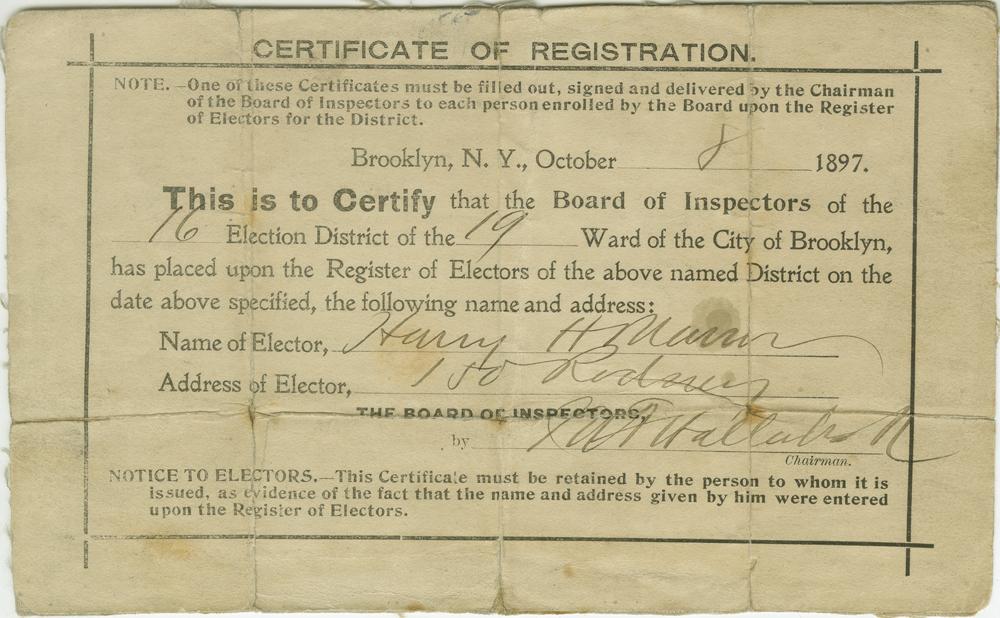 Firm Registration Certificate Certificate of Registration