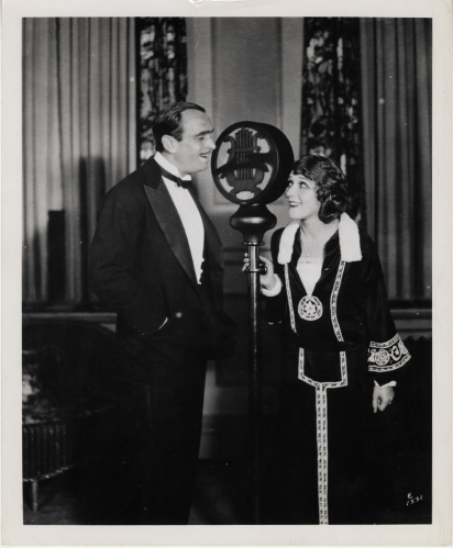 Unknown. [Douglas Fairbanks, Sr. and Mary Pickford.] Museum of the City of New York, 52.321.14