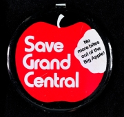 Save Grand Central. ca. 1968. Museum of the City of New York. 97.102.29