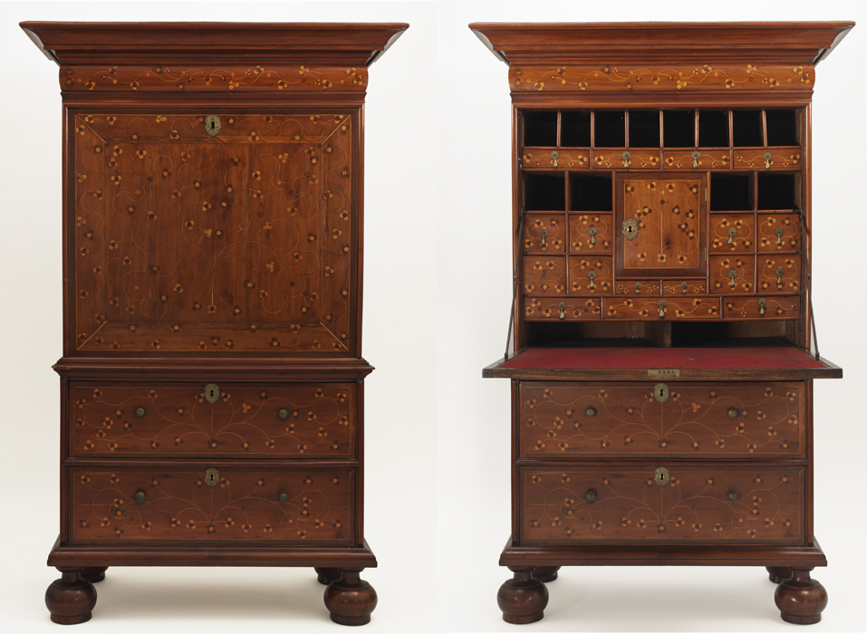 Drop Front Secretary Desk Plans Pdf Woodworking