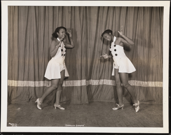 """Byron Company (New York, N.Y.). Amateur Productions, """"Carolyn Capers,"""" 1930. Museum of the City of New York. 93.1.1.20065"""