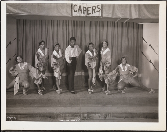 "Byron Company (New York, N.Y.). Amateur Productions, ""Carolyn Capers,"" 1930. Museum of the City of New York. 93.1.1.20067"
