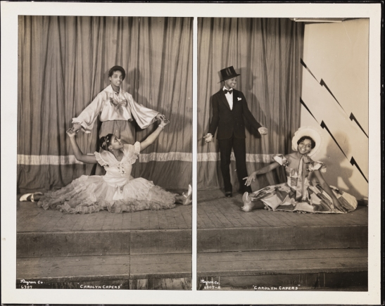 "Byron Company (New York, N.Y.) Amateur Productions, ""Carolyn Capers,"" 1930. Museum of the City of New York. 93.1.1.2069"