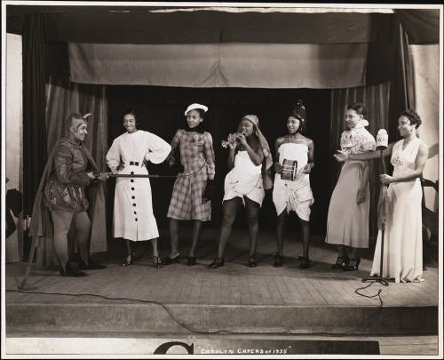 "Byron Company (New York, N.Y.). Amatuer Productions, ""Carolyn Capers of 1935, "" 1935. Museum of the City of New York. 93.1.1.20075"