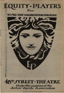 "Program for ""Malvalorca"", 1922. Museum of the City of New York. 32.73.94"