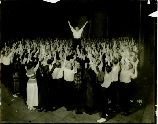 White Studio [Actors' Equity strike of 1919.] 1919. Museum of the City of New York. 37.361.101.