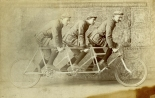 unknown photographer, The Williamsburgh Wheelmen, 1896.  Museum of the City of New York. 49.300.7.