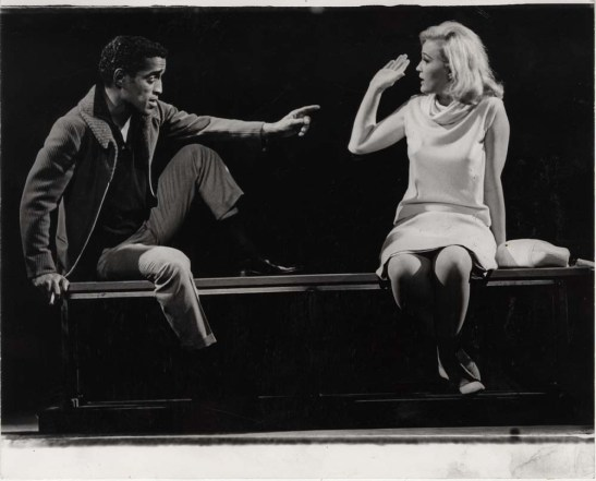 Friedman-Abeles. [Sammy Davis, Jr. and Paula Wayne in Golden Boy] 1964. Museum of the City of New York. 68.80.8868.