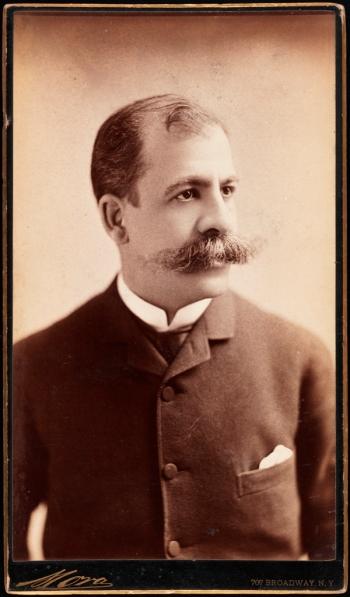 Mora (b. 1849). Jose Maria Mora. Museum of the City of New York. 41.132.43