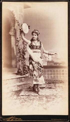 Mora (b. 1849). Mrs. Harry Hoffman (neé Bertha Whelan). 1883. Museum of the City of New York. 41.132.23