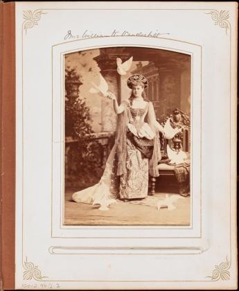 Mora (b. 1849). Mrs. William K. Vanderbilt (neé Alva Erskine Smith). 1883. Museum of the City of New York. X2012.96.2.2.