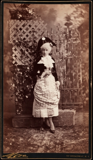 "Mora (b.1849). Mrs. Herbert C. Pell (neé Catherine ""Kitty"" L. Kernochan). 1883. Museum of the City of New York. 41.132.47"