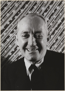 Carl Van Vechten. George M. Cohan, October 23, 1933. Museum of the City of New York. 42.316.266.