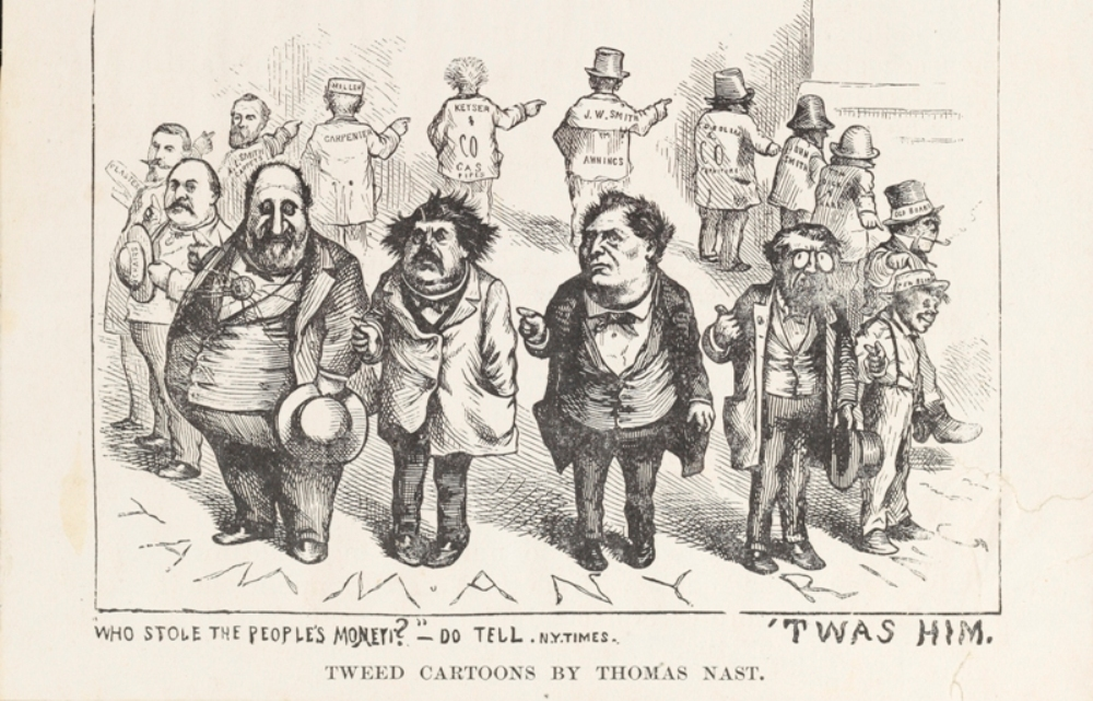 thomas nast the mind behind modern The paperback of the thomas nast's christmas drawings by thomas nast at  and events linked with the modern  1902, leaving behind a family and.