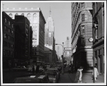 Edmund V. Gillon. Looking north on Fifth Avenue toward the Empire State Building. ca. 1975. Museum of the City of New York. 2013.3.1.161