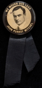 We Mourn our Loss, John Purroy Mitchel. 1917. 34.100.270U