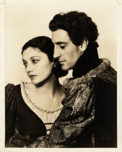 Vandamm. [Katharine Cornell and Basil Rathbone.] 1934. Museum of the City of New York. 35.169.3