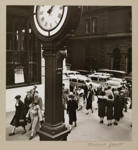 Berenice Abbott. Tempo of the City I. 1938. Museum of the City of New York. 40.140.249