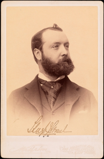 Wilhelm. Hugh J. Grant. ca. 1889-1905. Museum of the City of New York. F2012.58.810