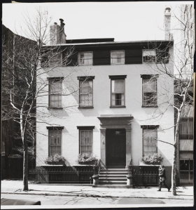 Edmund V. Gillon. 70 Willow Street. ca. 1978. Museum of the City of New York. 2013.3.1.938