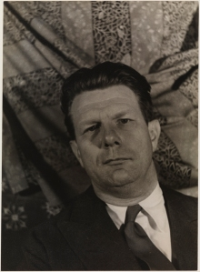 Carl Van Vechten (1880-1964). Norman Bel Geddes, 1935. Museum of the City of New York. 42.316.69.
