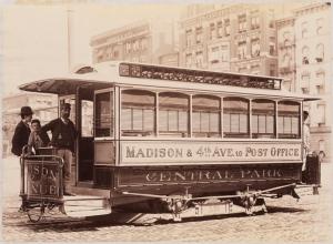 John stephenson company streetcars mcny blog new york for Madison motors madison va