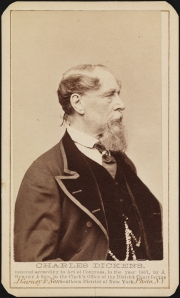 J. Gurney & Son. Charles Dickens, 1867. Museum of the City of New York. F2012.58.368