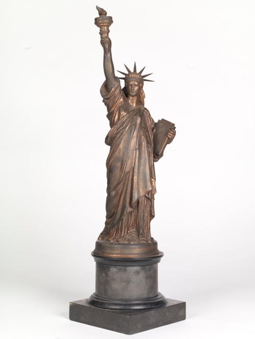 Frédéric Auguste Bartholdi (1834-1904). Statue of Liberty. Museum of the City of New York. 42.421.