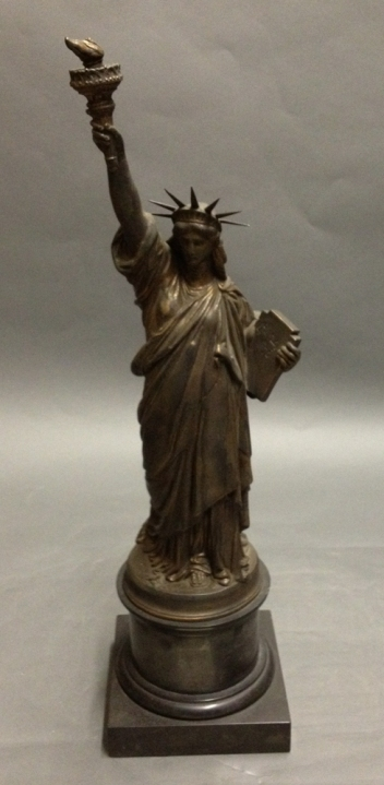 Frédéric Auguste Bartholdi (1834-1904). Statue of Liberty, 1875. Museum of the City of New York. 42.421.