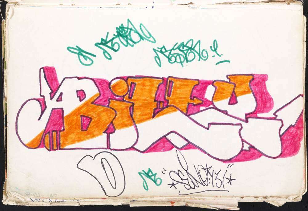 The Name Billy In Graffiti