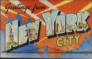Postcard. ca. 1945, MCNY X2011.34.2735.
