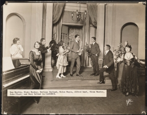 "White Studio (New York, N.Y.). ""Clarence"" theater still. 1919. Museum of the City of New York. 48.210.1117"