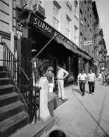 Edmund V. Gillon. [Surma Book & Music Co., 11 East 7th Street.] ca. 1975. Museum of the City of New York. 2013.3.2.572