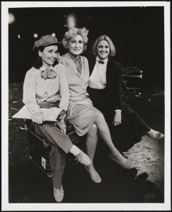 "Photographer unknown. ""A Broadway Musical"" theater still. 1978. Museum of the City of New York. 95.139.360"