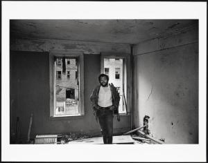 Mel Rosenthal in his old bedroom in the South Bronx, Mel Rosenthal, 1976-1982. Museum of the City of New York. 2013.12.23