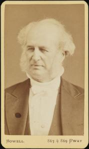 William R. Howell (d. 1890). Cornelius Vanderbilt. ca. 1880-1887. Museum of the City of New York. F2012.58.1269.