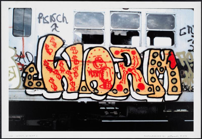 Jack Stewart   Worm By Riff I