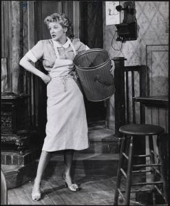 "Zinn Arthur. Elaine Stritch as Grace Hoylard in ""Bus Stop"". 1955-1956. Museum of the City of New York. 68.80.4605"