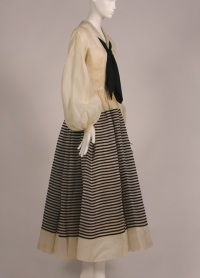 Attributed to Norman Norell (1900-1972). Sailor Dress, 1968.  Museum of the City of New York, 84.14.16AB.
