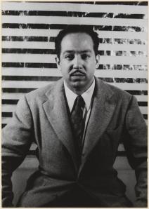 Carl Van Vechten (1880-1964). Langston Hughes, June 11, 1942. Museum of the City of New York. 42.316.309